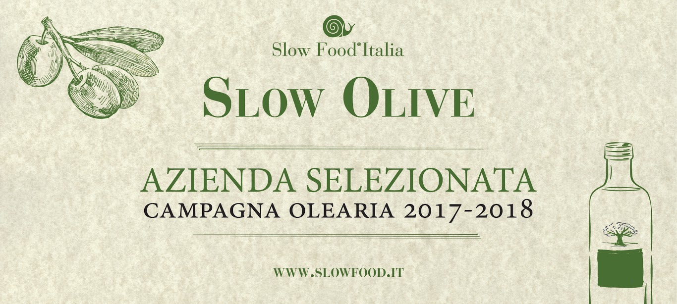 attestato olio2017 18 slow food